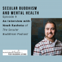 Artwork for Secular Buddhism and Mental Health