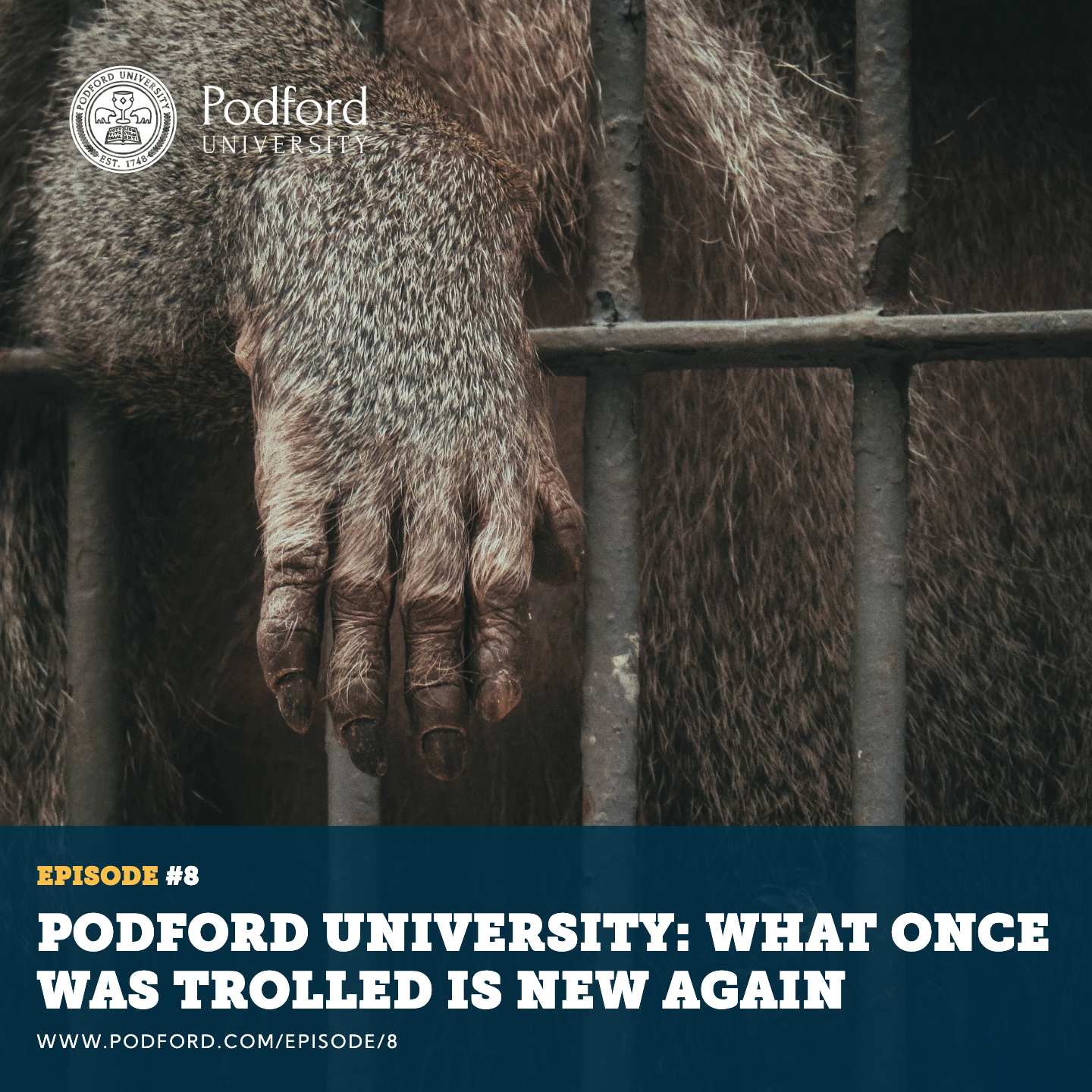 Podford University: What Once Was Trolled is New Again