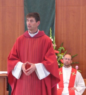 June 5, 2008-Graduation Mass Homily
