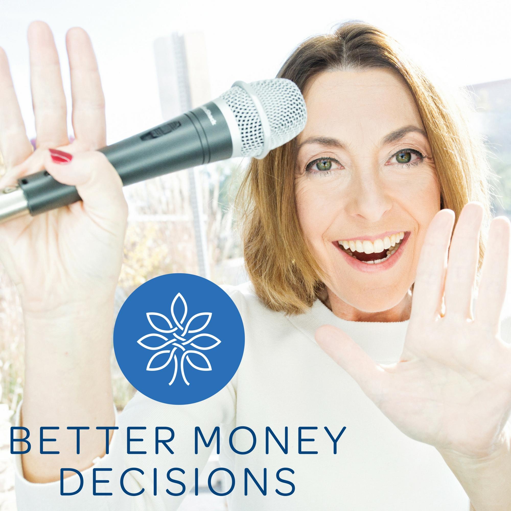 Better Money Decisions show art