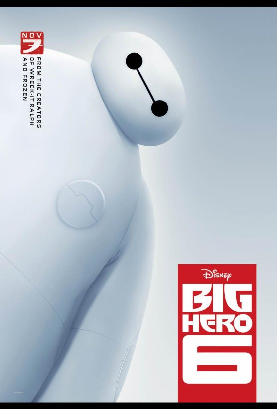 Ep. 63 - Big Hero 6 (Terminator 2 Judgement Day vs. The Iron Giant)