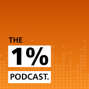 The 1% Podcast hosted by Shay Dalton