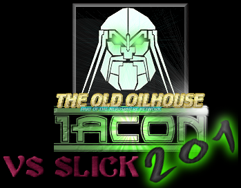 Iacon 201 - EP 02 - VS SLICK
