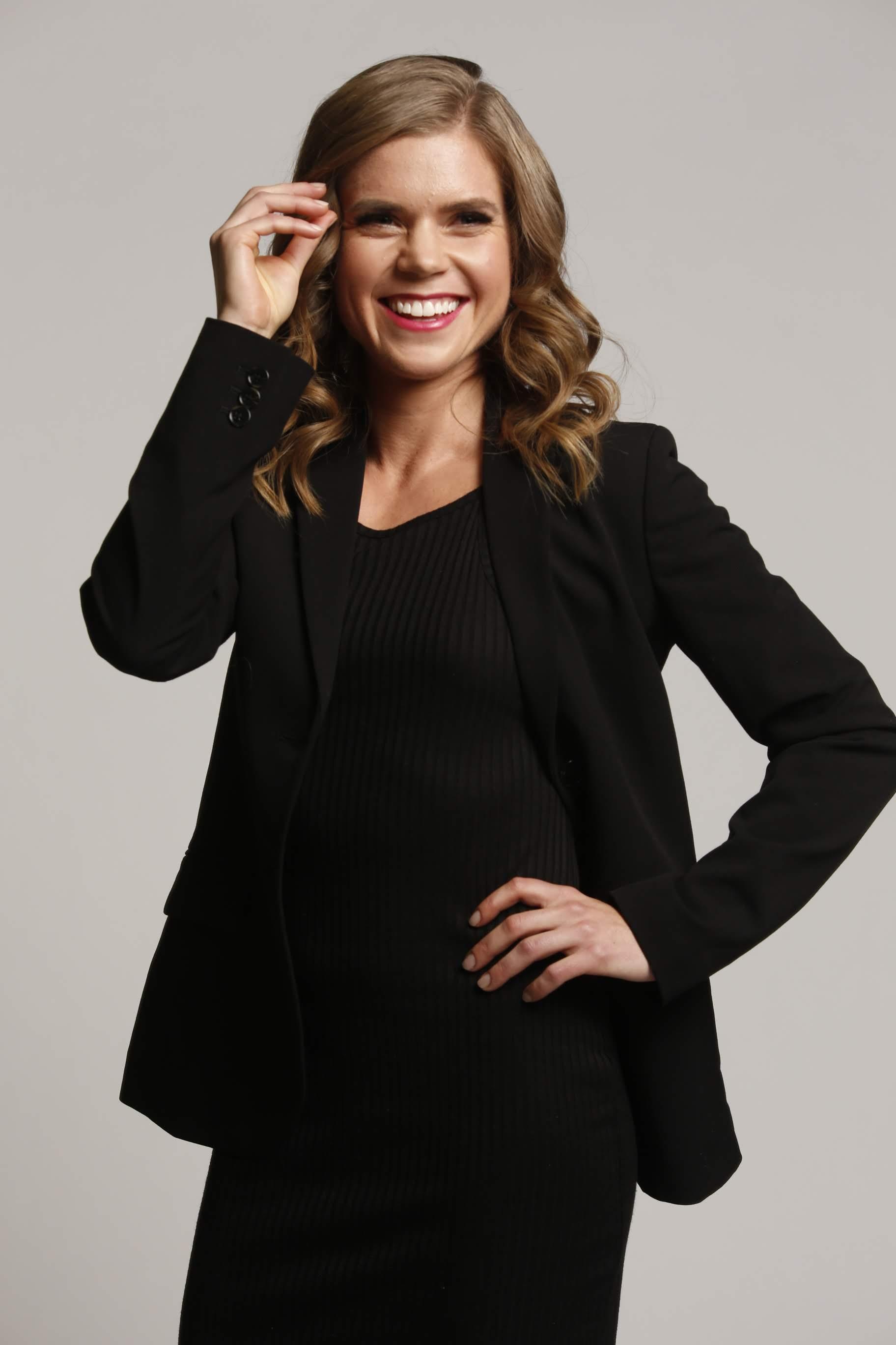 Standup comedian Lauren Rice