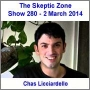 Artwork for The Skeptic Zone #280 - 2.March.2014