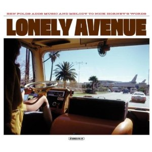 """Lonely Avenue"" By Ben Folds and Nick Hornby: New Music Review"