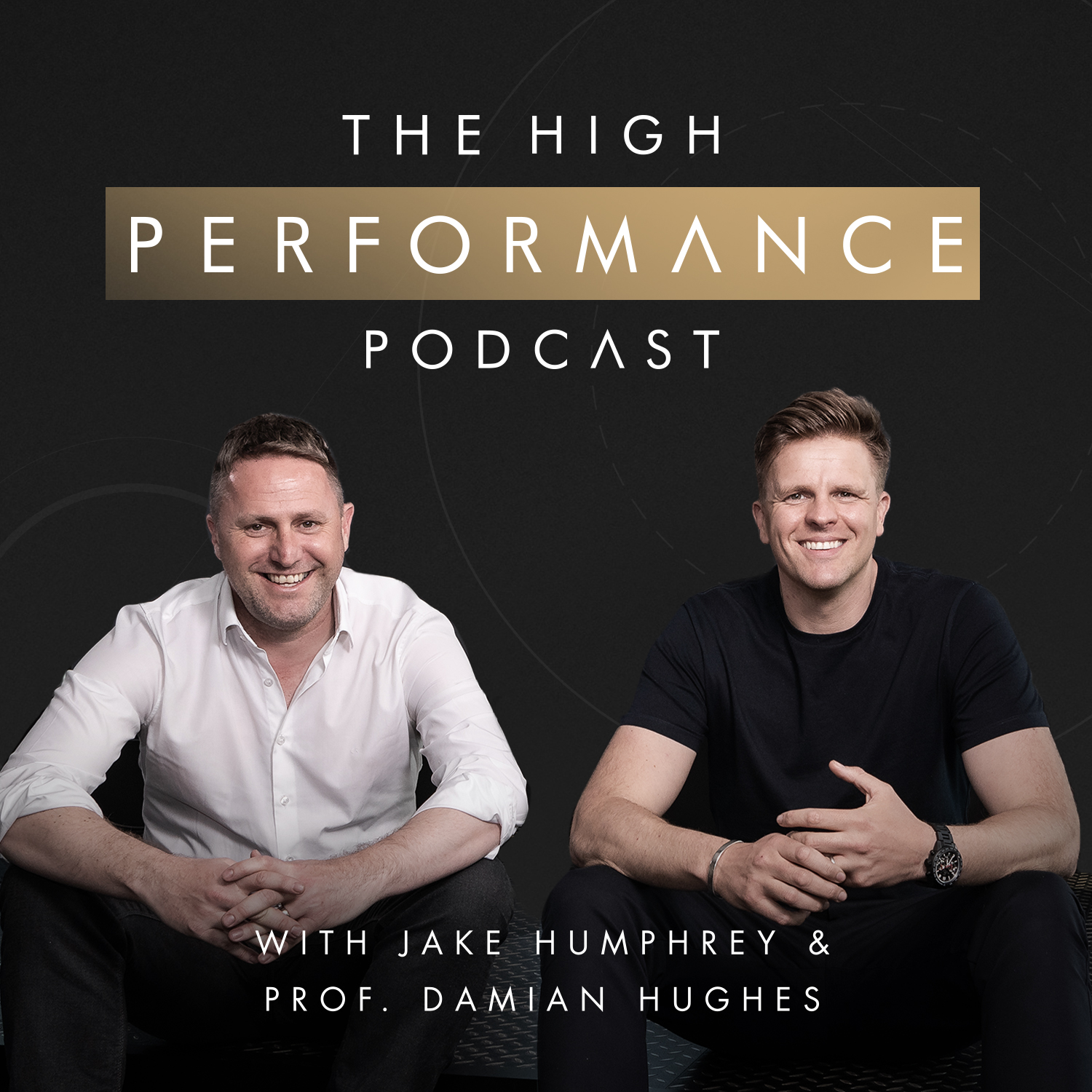 The High Performance Podcast show art