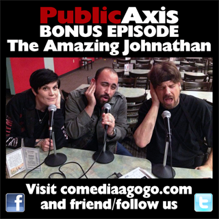 Public Axis Bonus Episode: The Amazing Johnathan