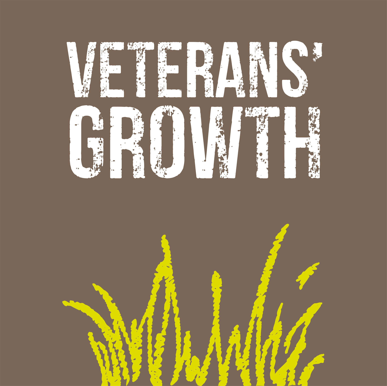 Veterans' Growth podcast show art