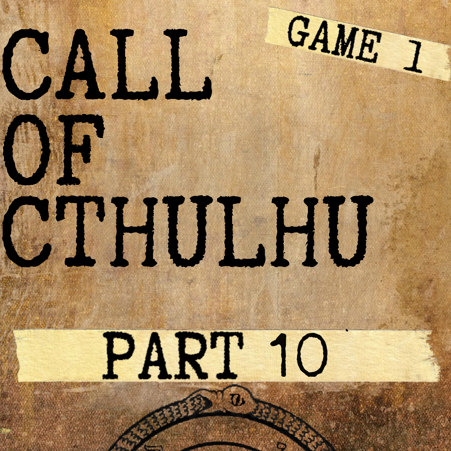 Artwork for Call of Cthulhu - Game 1: Part 10
