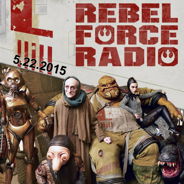 RebelForce Radio: May 22, 2015