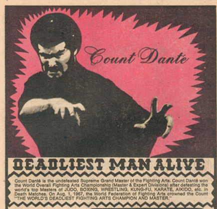 134 - Count Dante