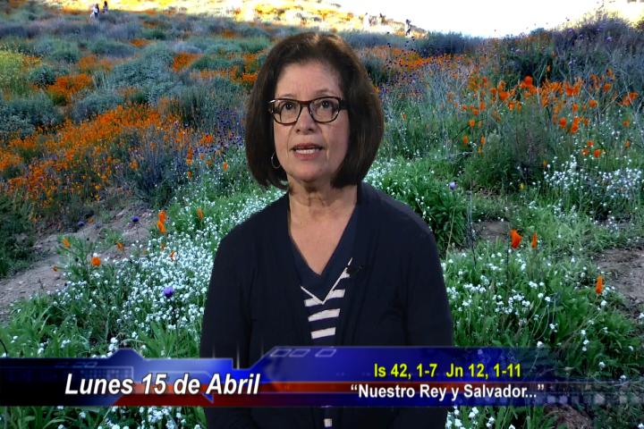 """Artwork for Dios te Habla con Maria Eva Hernandez;  Tema el hoy:  """"Nuestro Rey y Salvador..."""""""