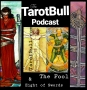 Artwork for The Tarot Bull Podcast: The Eight of Swords & the Fool