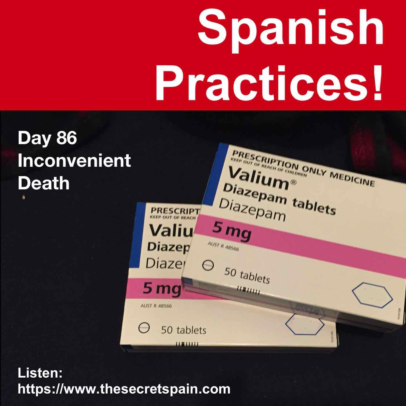 "Day 86 - ""Inconvenient Death"""