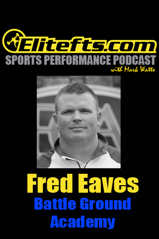 Elitefts SPP: Fred Eaves Interview