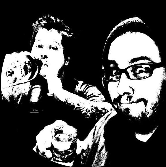 Fudge & Finn's #shotsforlikes Podcast show art