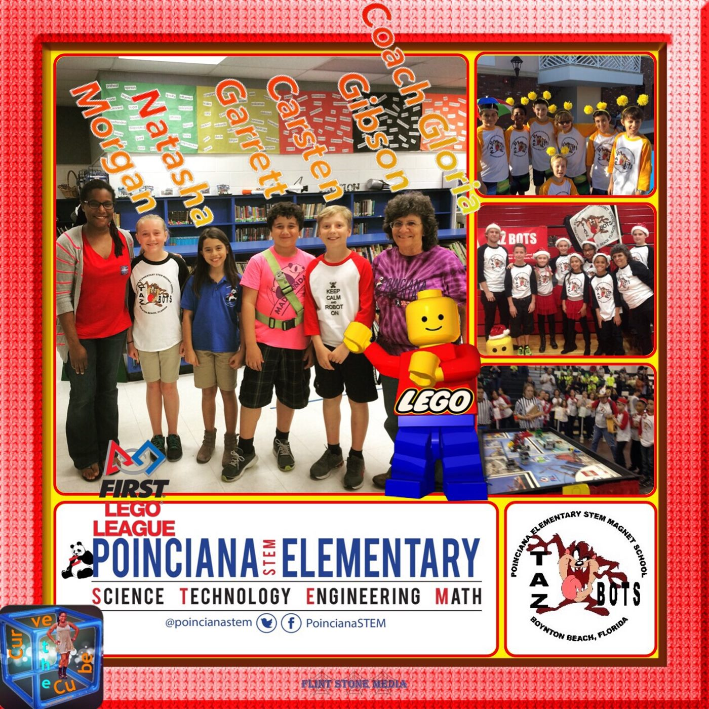 #70 – CTC KIDS – Poinciana Elementary's Taz Bots (Lego League Kids) - 2016-03-29