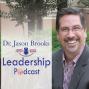 Artwork for Andy Molinsky joins Dr. Jason Brooks Leadership Podcast