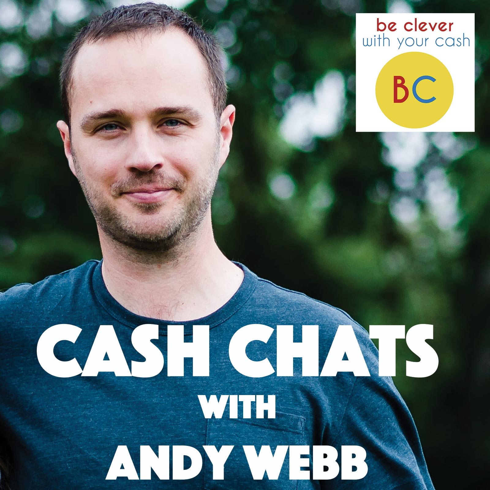 Cash Chats Money & Personal Finance podcast show art