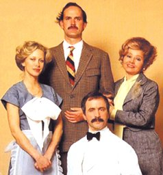 Fawlty Towers Revisited (Bonus Interview)