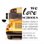 Artwork for Public Schools and Revitalization