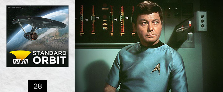 28: I Am Not DeForest Kelley