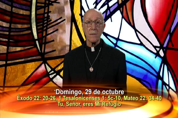 Artwork for Dios te Habla con Fr. Lenny de Pasquale. El tema: Tu, Señor, eres mi refugio.