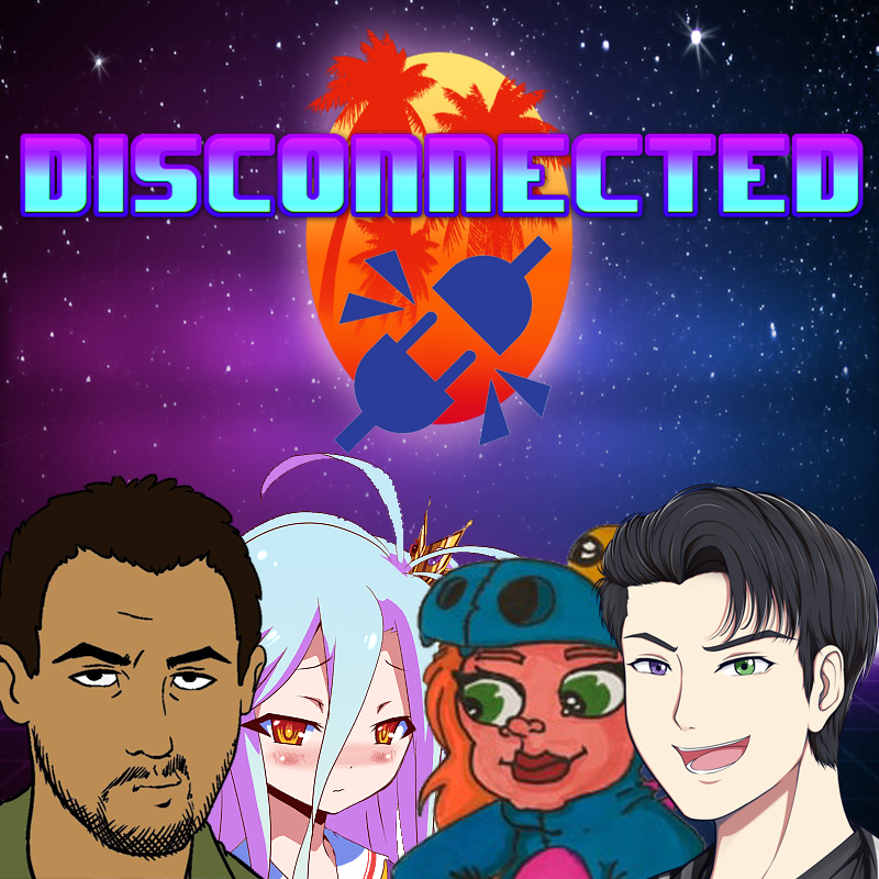 Disconnected show art