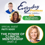 Artwork for Episode 113 – The Power of Clinical Mentorship with Patti Sooy (Part 2)