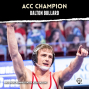 Artwork for ACC Champion Daniel Bullard and Sport Administrator Josh Dalton - NCS78