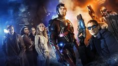 Fanboy Power Hour Episode 103: LEGENDS OF TOMORROW!