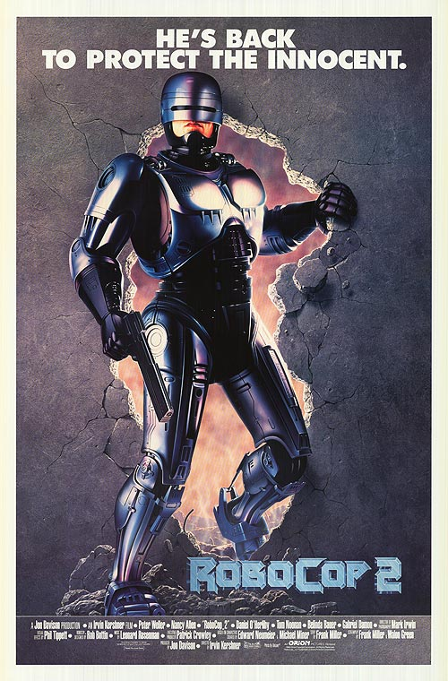 Video Night! Presents  Robocop 2