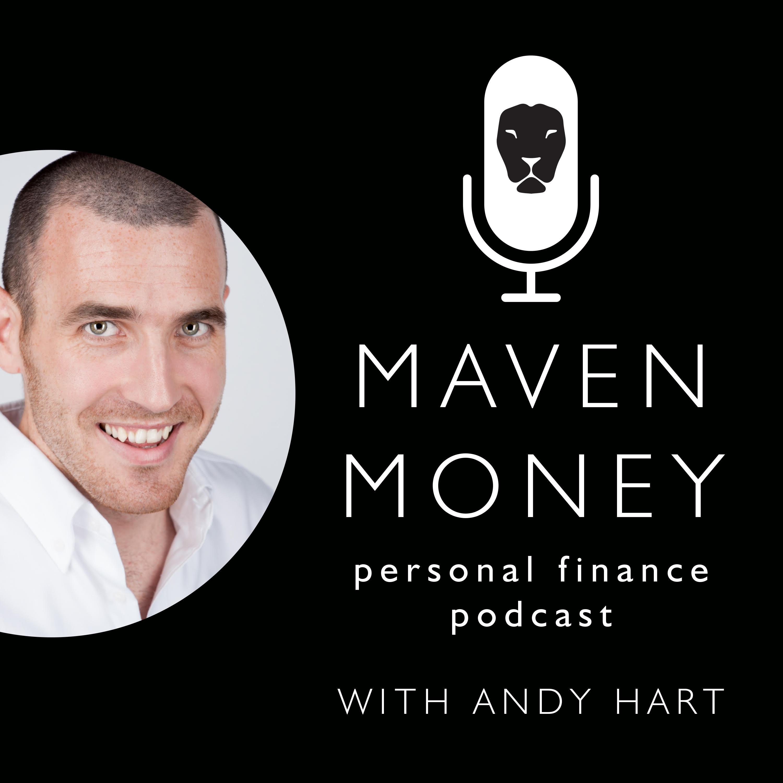 Maven Money Personal Finance Podcast show art