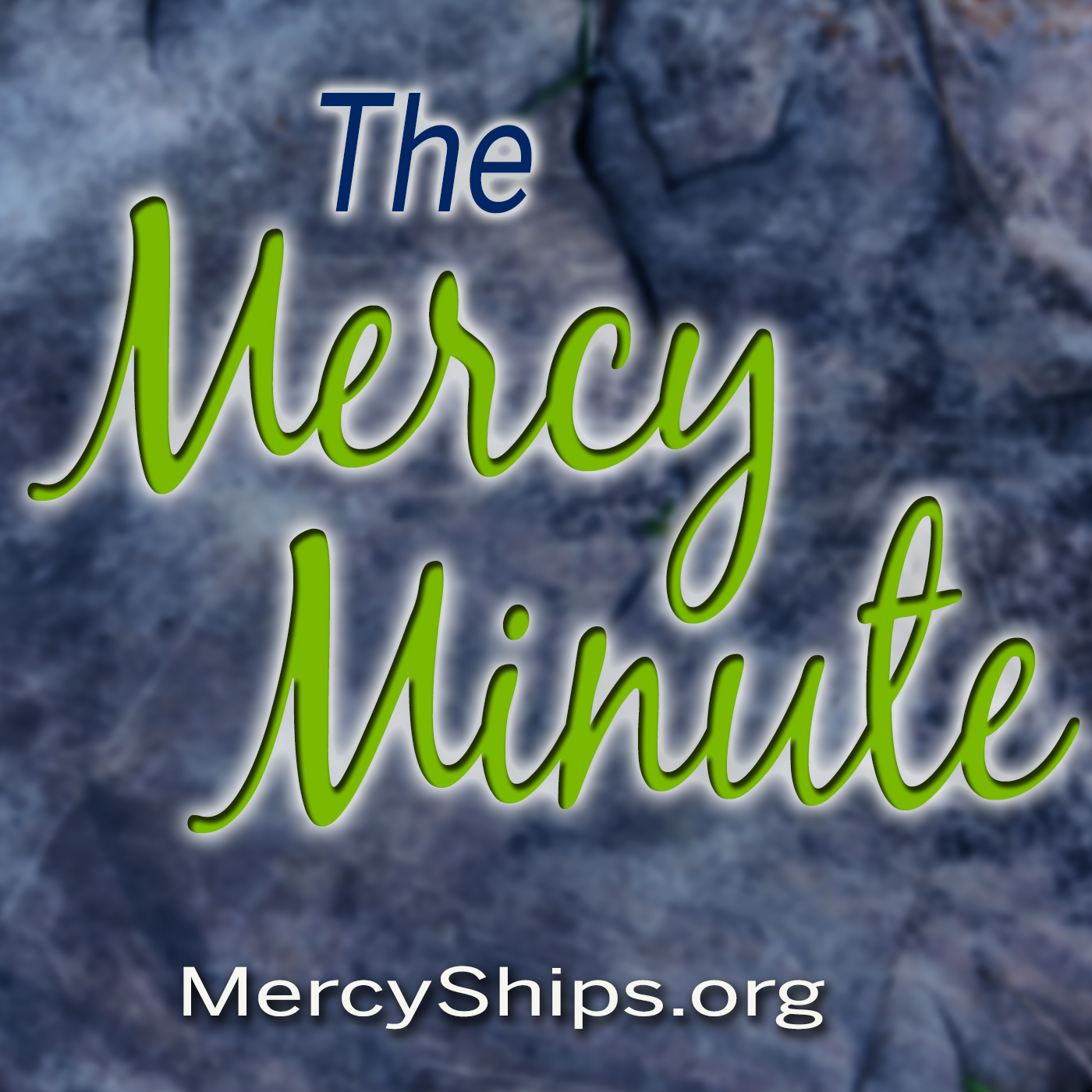The Mercy Minute show art