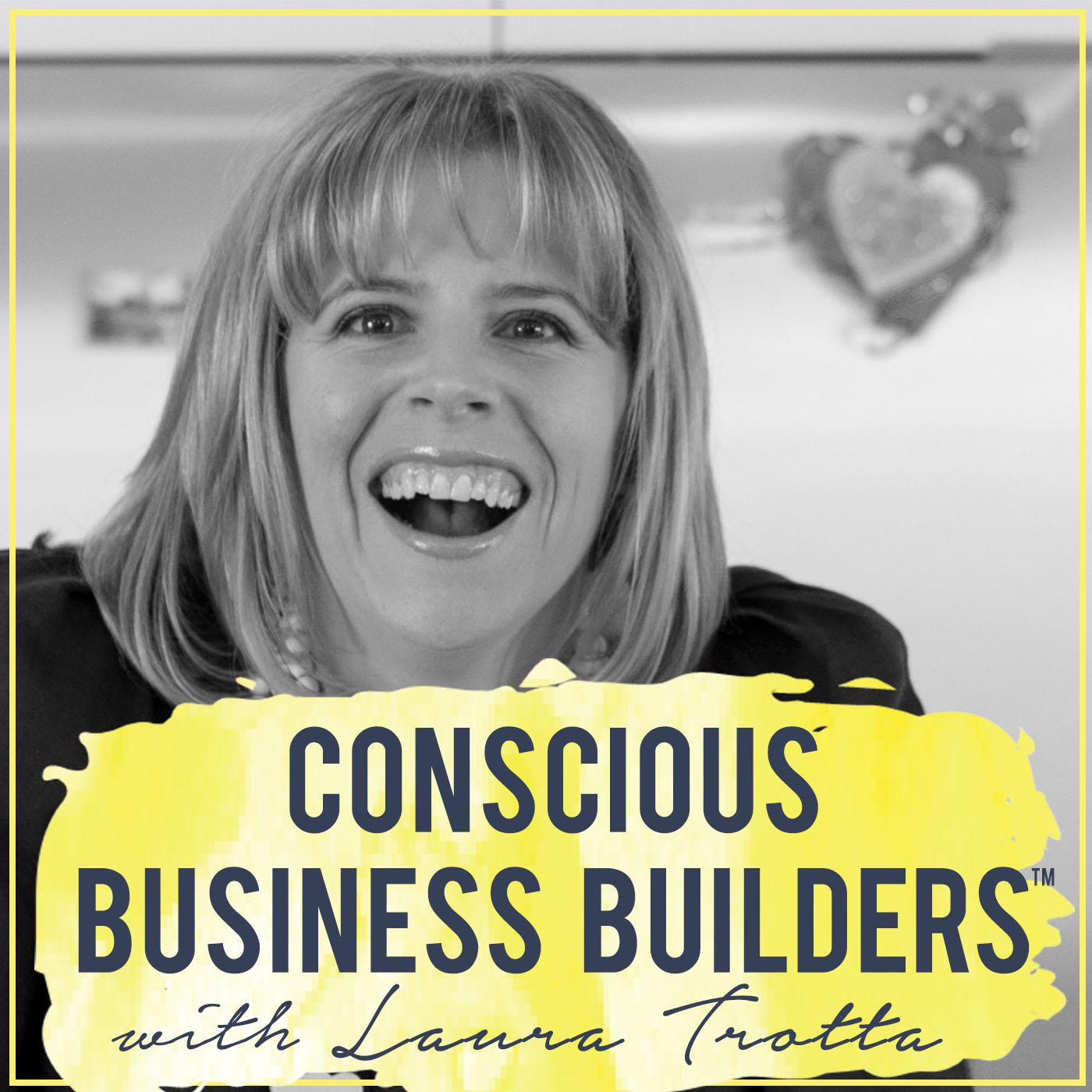 Conscious Business Builders show art