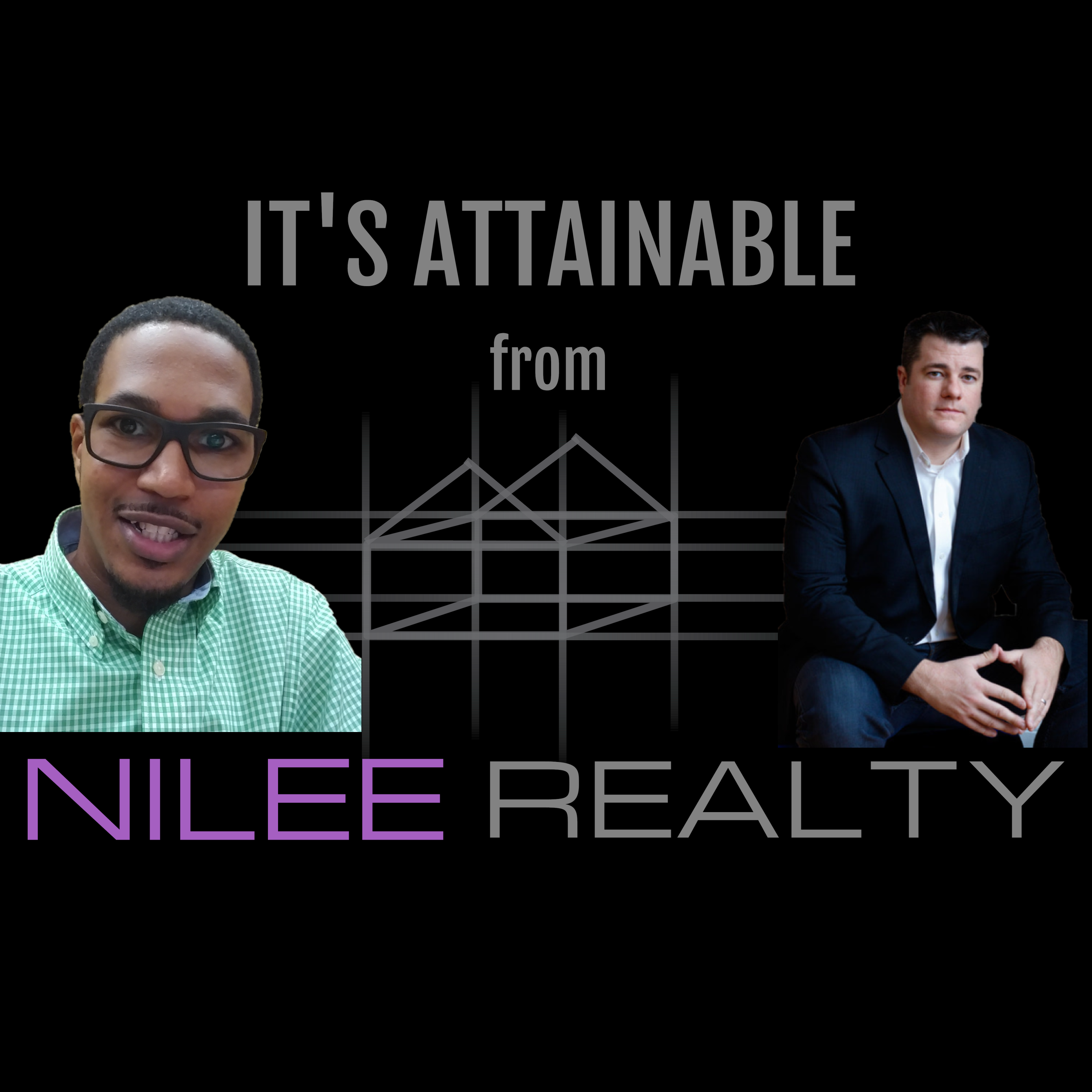 Artwork for EP19   From Lawn Care to Multi-million Dollar Real Estate Funds, with Stewart Beal
