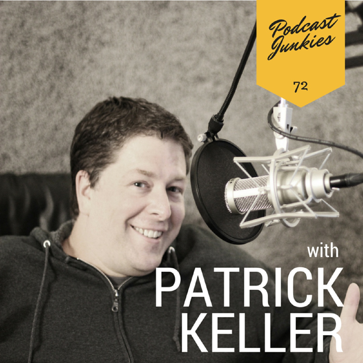 072 Patrick Keller | A Fascination With the Paranormal is Now Normal