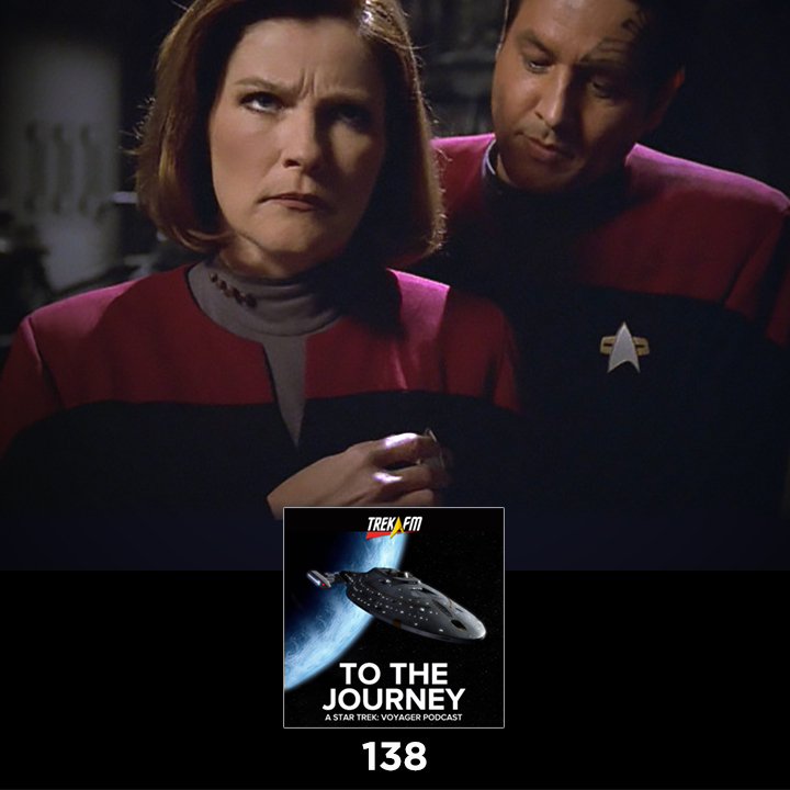 To The Journey 138: George Clooney Found His Janeway