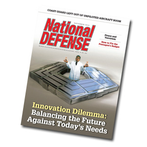 Artwork for Current state of Defense Department research and development - November 2010