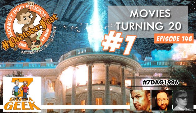 Episode 146:Movies Turning 20 (1996)