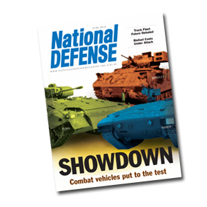 Artwork for Army's Pursuit of Armored Vehicles - June 2012