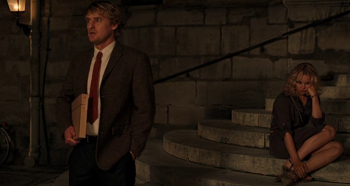 Midnight in Paris (2011) and Sleeper (1973)