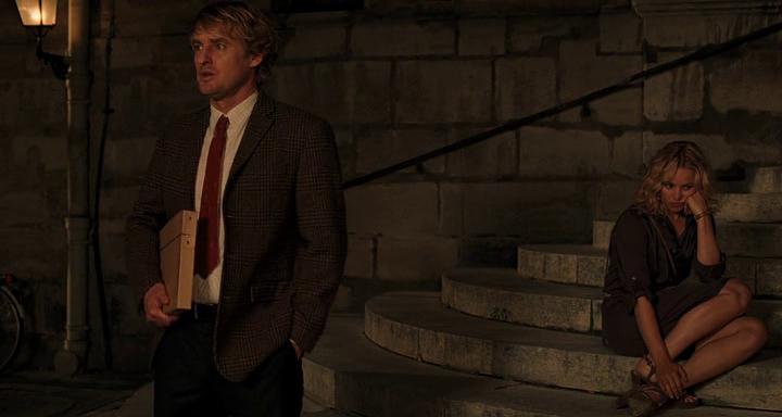 Midnight in Paris (2011) and Sleeper (1973)