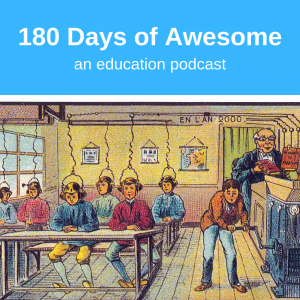 180 Days of Awesome