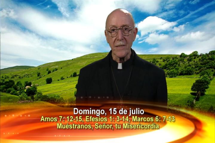 Artwork for Dios te Habla con Fr. Lenny de Pasquale;  Tema el hoy: Muéstranos, Señor, tu misericordia.