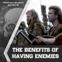 Artwork for #DOUGCAST The Benefits Of Having Enemies