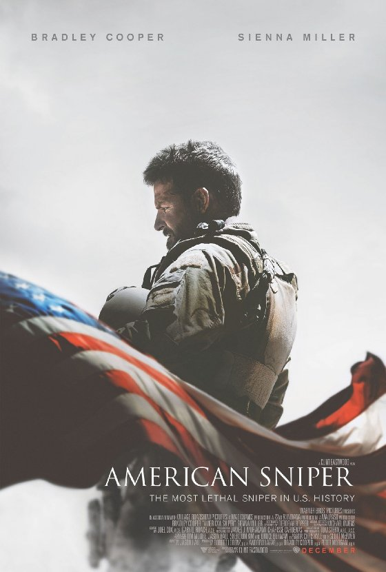 Ep. 94 - American Sniper (Jarhead vs. In The Valley of Elah)