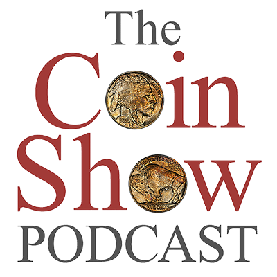 The Coin Show Podcast Episode 166 show art