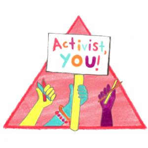Activist, You!